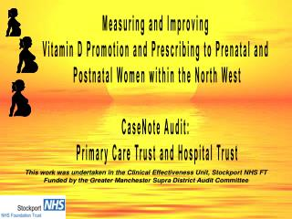 Measuring and Improving  Vitamin D Promotion and Prescribing to Prenatal and