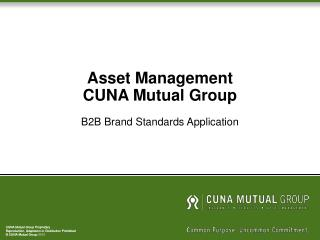 Asset Management CUNA Mutual Group
