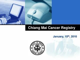 Chiang Mai Cancer Registry