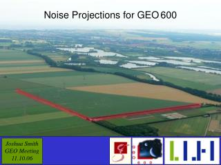 Noise Projections for GEO 600