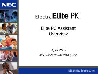 Elite PC Assistant Overview