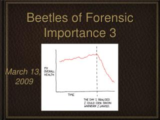 Beetles of Forensic Importance 3