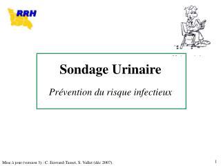 Sondage Urinaire