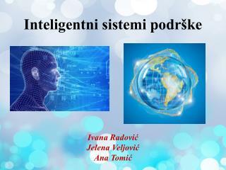 Inteligentni sistemi podrške