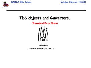 TDS objects and Converters.