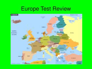 Europe Test Review