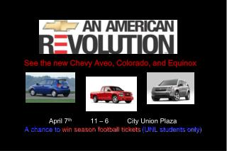 See the new Chevy Aveo, Colorado, and Equinox