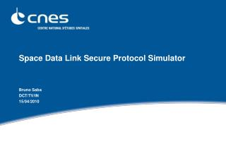 Space  Data Link Secure Protocol Simulator