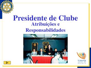 Presidente de Clube