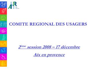 COMITE REGIONAL DES USAGERS