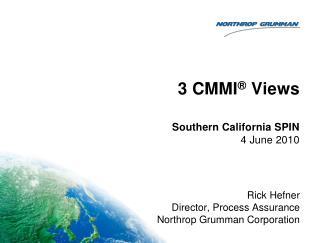 3 CMMI  Views
