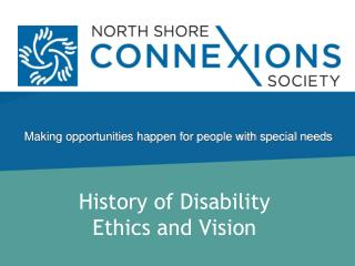 Making opportunities happen for people with special needs