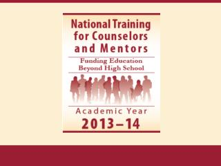 Counseling  Undocumented Students about Financial Aid