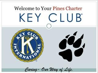 What is the  Key Club Challenge?