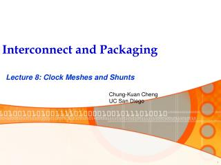 Interconnect and Packaging