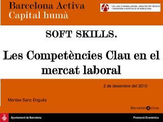Barcelona Activa Capital hum à
