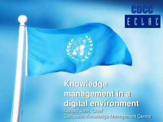ECLAC Digital KM Initiatives