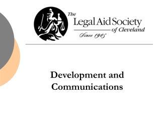 Development and Communications