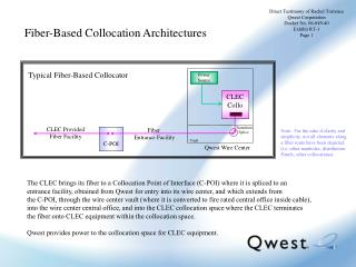 Fiber-Based Collocation Architectures