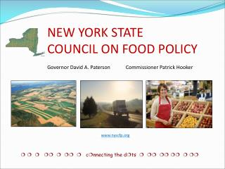 NEW YORK STATE    	COUNCIL ON FOOD POLICY