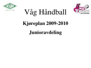 Våg Håndball