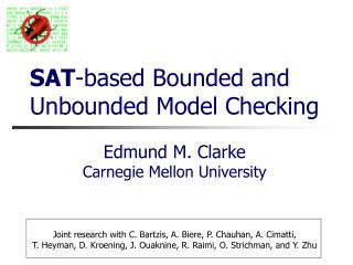 SAT -based Bounded and Unbounded Model Checking