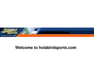 Holabirdsports.com - Tennis Shoes