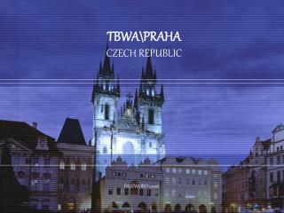 TBWA \PRAHA CZECH REPUBLIC