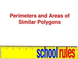 9.4 Areas of Regular Polygons