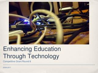 Enhancing Education  Through Technology