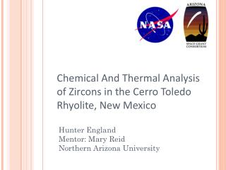 Chemical And Thermal Analysis of Zircons in the Cerro Toledo Rhyolite, New Mexico