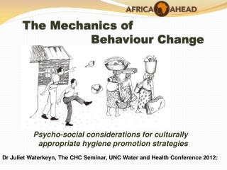 The Mechanics of  Behaviour Change