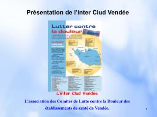 L'inter Clud Vendée