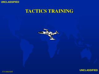 TACTICS TRAINING