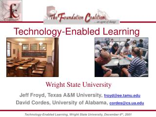 Technology-Enabled Learning