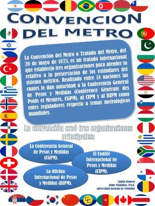 CONVENCION  DEL METRO