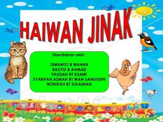 HAIWAN JINAK