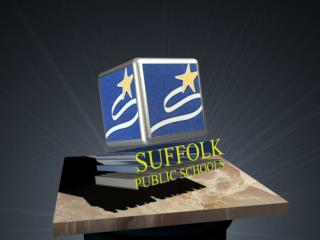 Comprehensive Plan: 2013-2018  Suffolk Public Schools