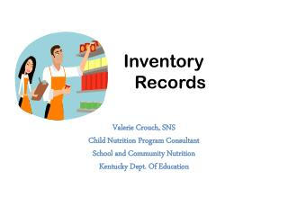 Inventory              Records