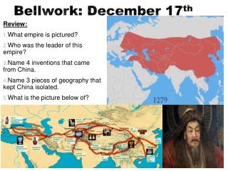 Mongols  Marco Polo