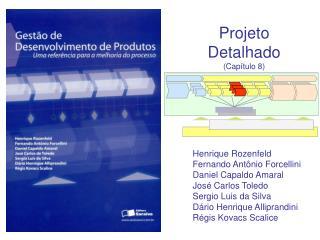 Projeto Detalhado (Cap�tulo 8)