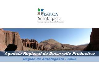 Agencia Regional de Desarrollo Productivo