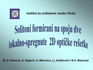Institut za nuklearne nauke Vinča