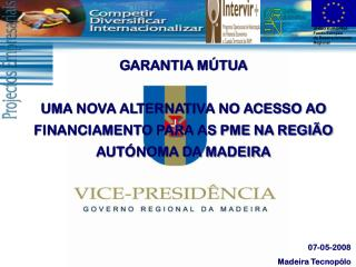 GARANTIA M�TUA