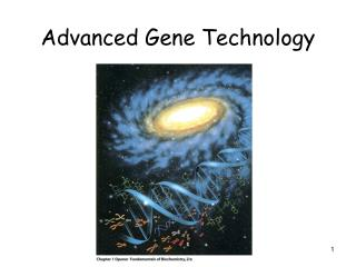 Advanced Gene Technology