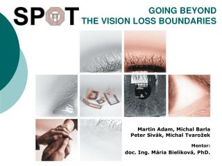 GO ING BEYOND THE VISION LOSS BOUNDARIES