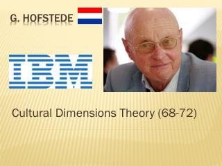 hofstede cultural dimensions examples pdf