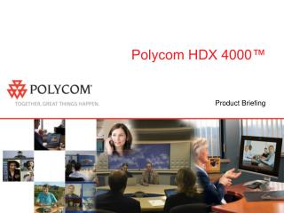 HDX4000ProductBriefing