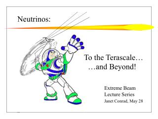 To the Terascale…