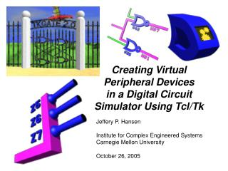 Jeffery P. Hansen Institute for Complex Engineered Systems Carnegie Mellon University